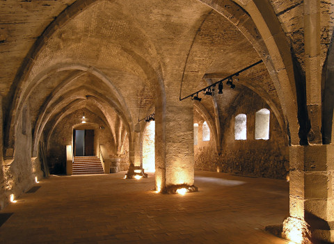Cellarium Lilienfeld Abbey